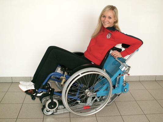 Les monte escaliers lehner lifttechnik - Monte escalier pour fauteuil roulant ...